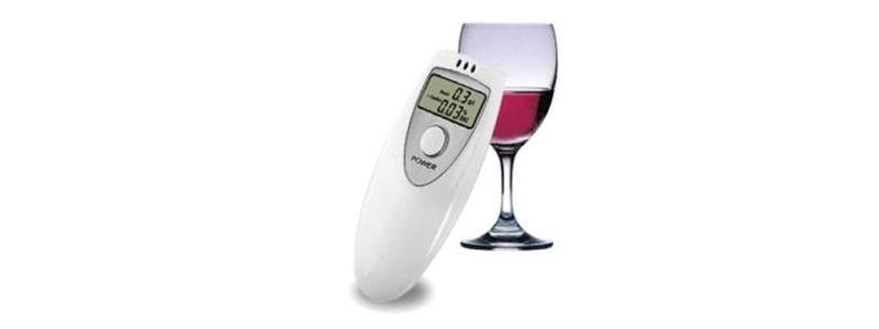 Digitális alkohol szonda 2