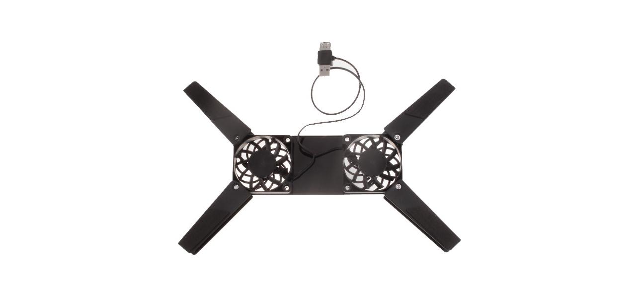 USB Laptop ventillátor 1