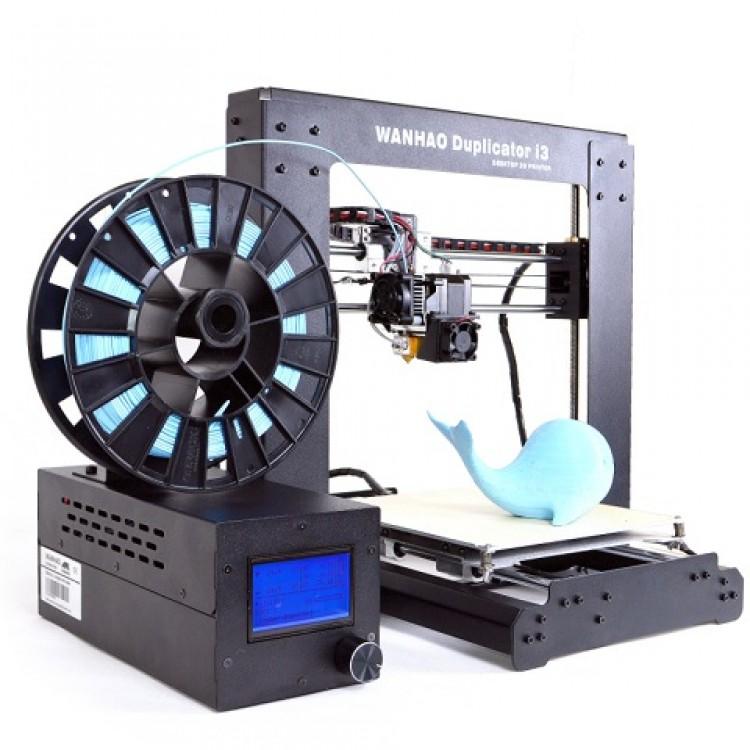 3D nyomtató, Wanhao Duplicator i3, otthoni 3D nyomtatás