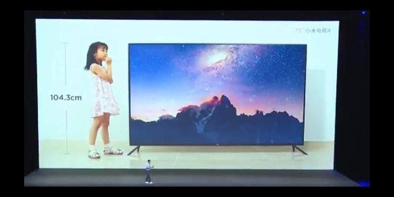 Új Xiaomi TV (nem kicsi)