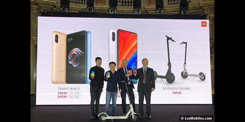 Xiaomi Franciaország, indító event 14.00-től élőben