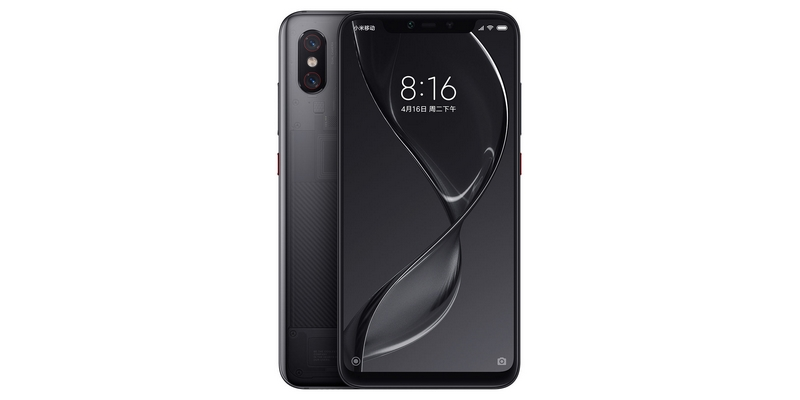 Xiaomi Mi 8 Explorer Edition Official video
