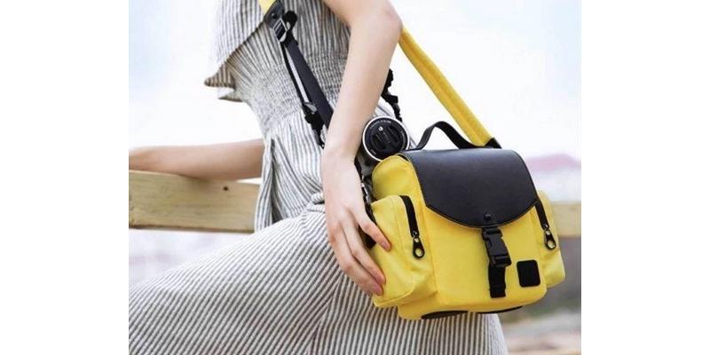 Íme a Xiaomi könnyű, kényelmes és vízálló kamera táskája (2)