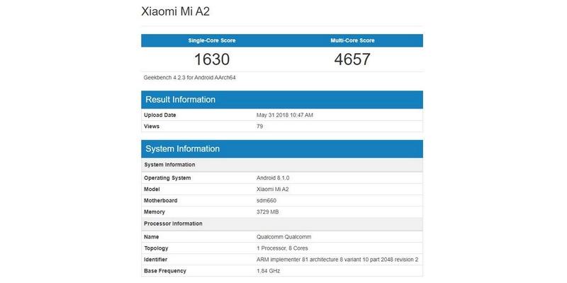 Újabb Xiaomi telefon tűnt fel a Geekbenchen