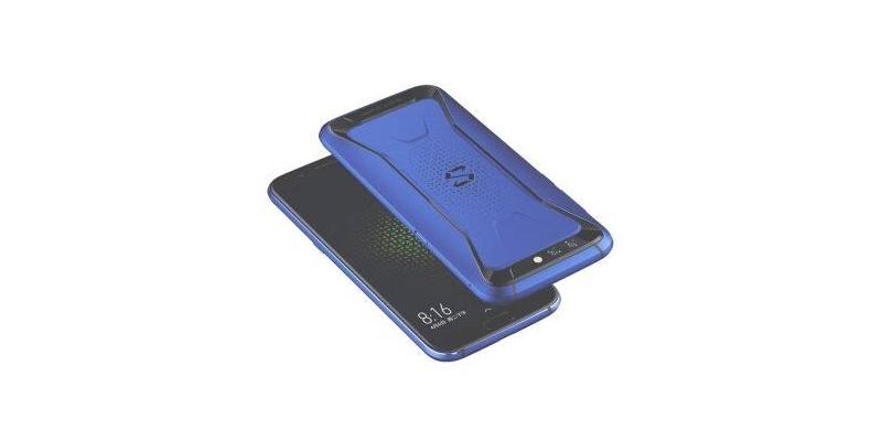 A Xiaomi Black Shark Gaming telefonja új kék színt kapott (4)