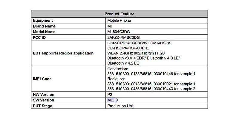 Közelgő Xiaomi eszközök