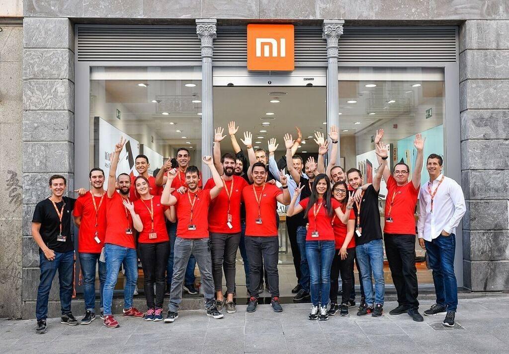 A Xiaomi a negyedik Mi Store-t nyitja Madridban