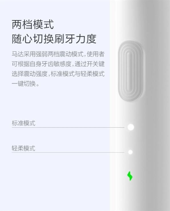 A Xiaomi bemutatta a Dr. Bei szónikus elektromos fogkeféjét (1)