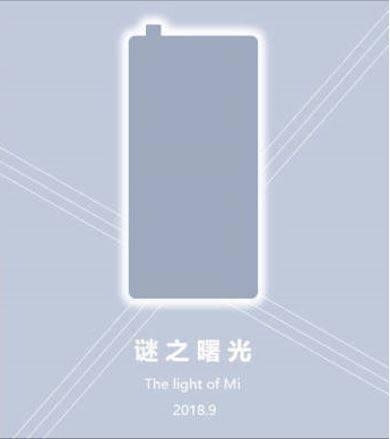 Egy kiszivárgott fotón látni a Xiaomi Mi Mix 3 méreteit és azt is, hogy valószínűleg tényleg felugró kamera lesz. (2)