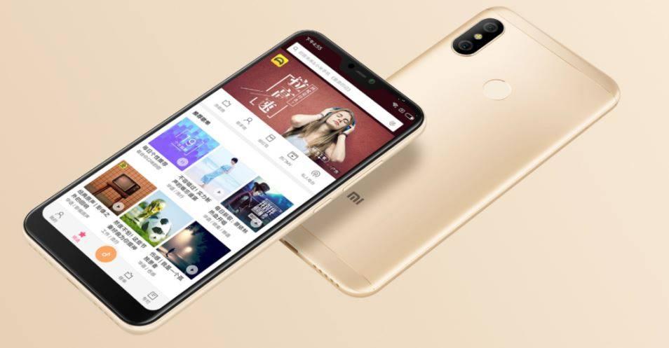 Hivatalosan útjára indult a Xiaomi Redmi 6 Pro és Mi Pad 4, a héten kezdődik az értékesítés (1)