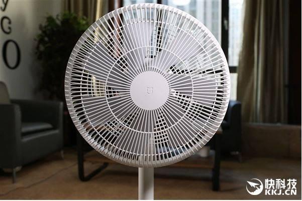 MIJIA DC Inverteres, ventilátor ha nincs konnektor a közelben (1)