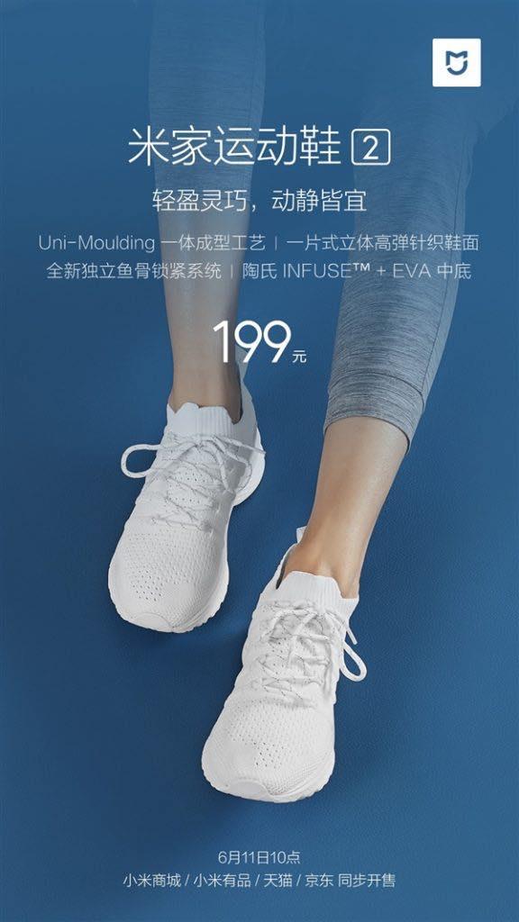 Mi Smart Sneakers 2 sportcipő (2)