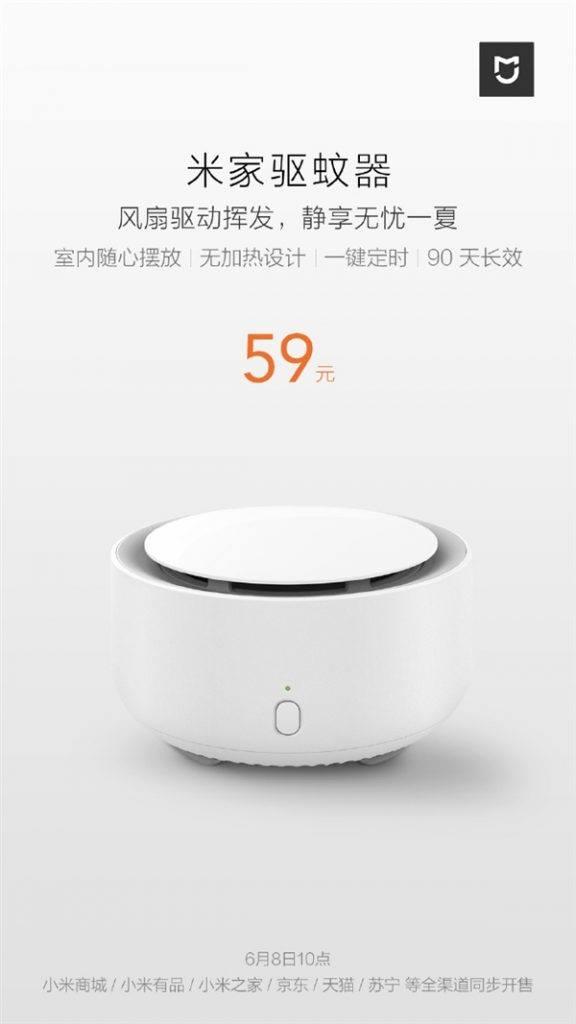 Xiaomi Mija szúnyogriasztó (2)