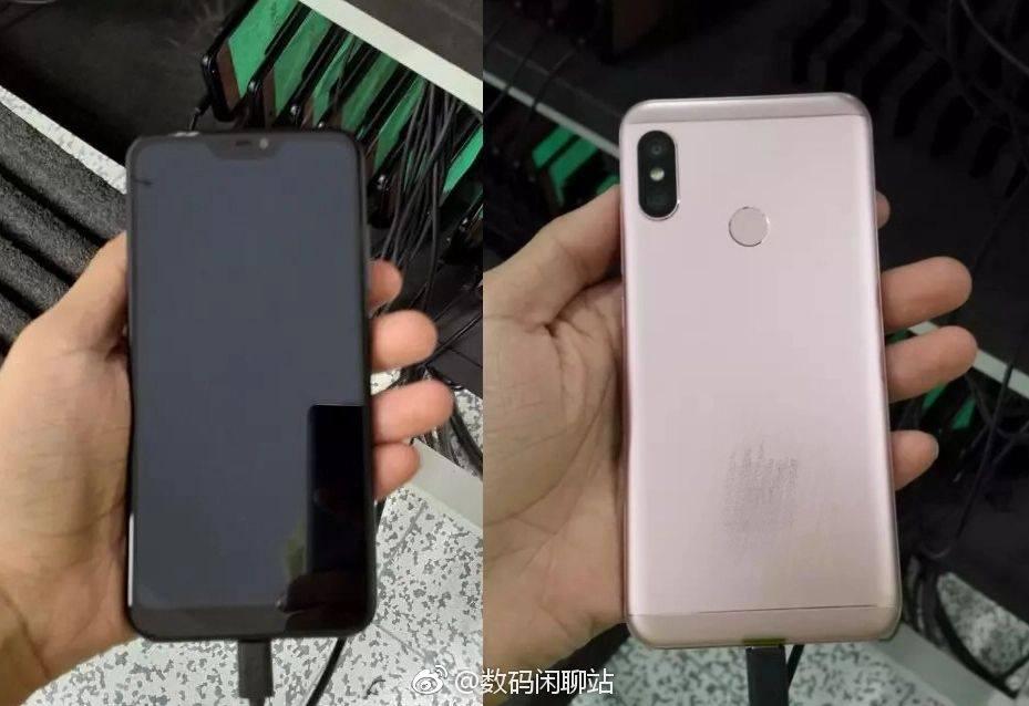 Xiaomi Redmi 6 Pro bemutatásának időpontja (2)