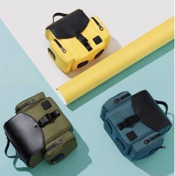 Íme a Xiaomi könnyű, kényelmes és vízálló kamera táskája (1)