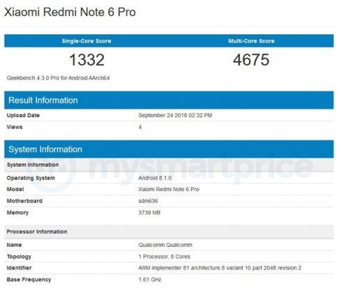 redmi-note-6-pro-geekbench