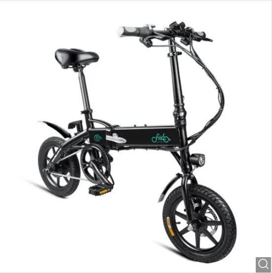 FIIDO-D1-Folding-Electric-Bike-Moped-Bicycle-E-bike