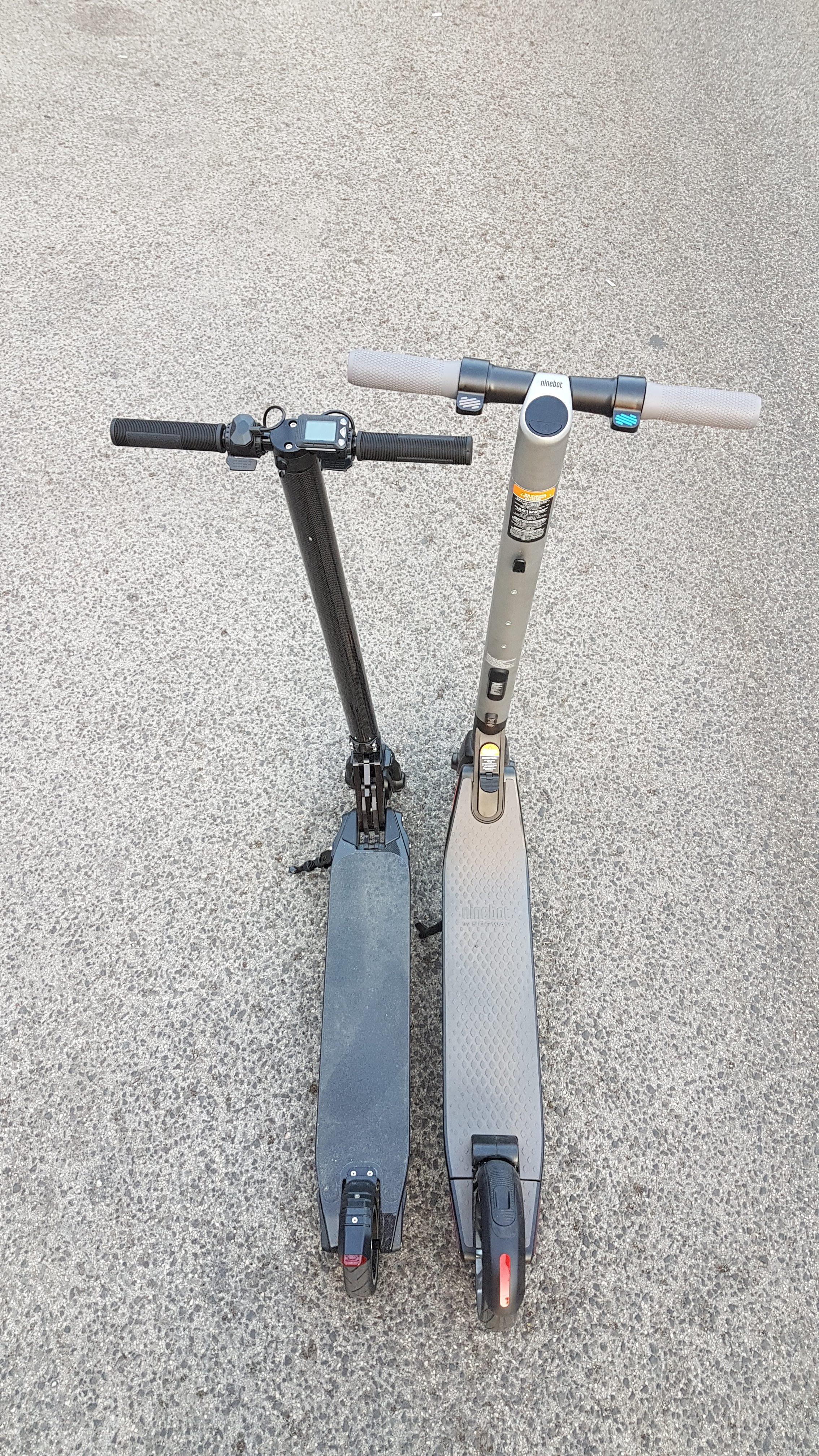 carbon-fiber-a-hordozhato-elektromos-roller-teszt-osszecsukhato-6600mAh-akkumulator-akksi-5.5-colos-kerek-23